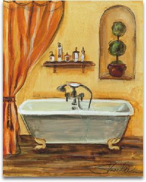 Tuscan Bath I preview
