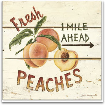 Fresh Peaches preview