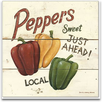 Sweet Peppers preview