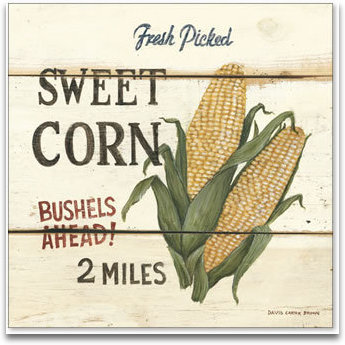 Fresh Picked Sweet Corn preview