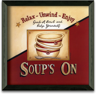 Soup's On preview
