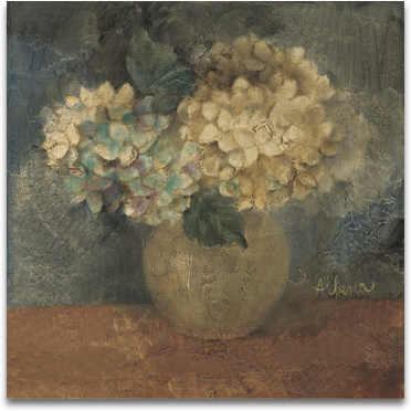 Hydrangea Study IV preview