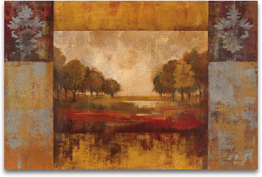 Landscape In Gold preview