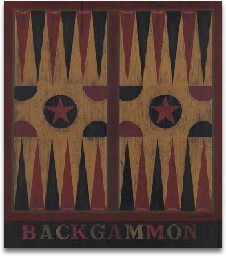 Backgammon preview
