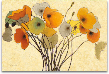 Pumpkin Poppies I preview