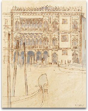 Venetian Palazzo preview