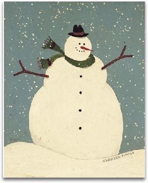 Snowman preview