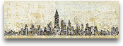 Empire Skyline - 36x12