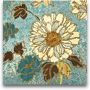 Sophias Flowers II -...<span>Sophias Flowers II - Blue</span>