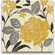 Perfect Petals II Ye...<span>Perfect Petals II Yellow - 18x18</span>