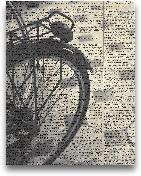 La Bicyclette III - ...<span>La Bicyclette III - Crop 11x14</span>