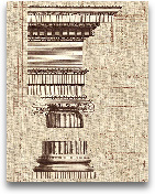 Architectural Render...<span>Architectural Rendering II Burlap Sepia Crop - 22x28</span>