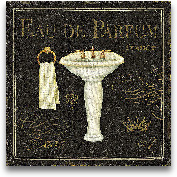 Bain De Luxe III - 12x12