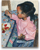 Strawberries And Cre...<span>Strawberries And Cream - 11x14</span>