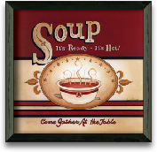 Soup - It's Ready
