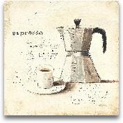 Parisian Coffee II -...<span>Parisian Coffee II - 12x12</span>