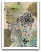 Vellum Floral I