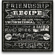 Thoughtful Recipes I...<span>Thoughtful Recipes IV - 16x16</span>