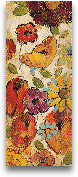 Floral Sketches On L...<span>Floral Sketches On Linen II - 8x20</span>