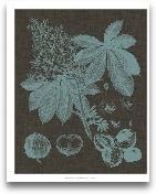 Shimmering Leaves VI