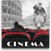 Cinema Roma - 35x35