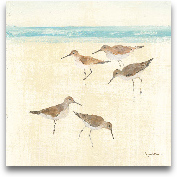 Sand Pipers Square I...<span>Sand Pipers Square II - 18x18</span>