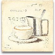 Parisian Coffee IV -...<span>Parisian Coffee IV - 12x12</span>