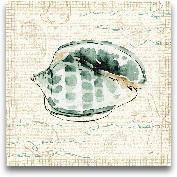 Ocean Prints I - 12x12