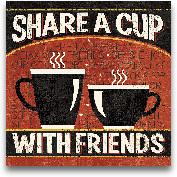 Coffee Roasters III ...<span>Coffee Roasters III - 12x12</span>