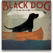 Black Dog Canoe Co. ...<span>Black Dog Canoe Co. 12x12</span>