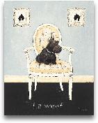 La Woof - 11x14
