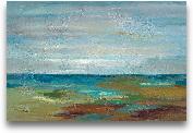 Wispy Clouds - 36x24