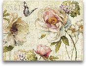 Marche De Fleurs IV ...<span>Marche De Fleurs IV 40x30</span>