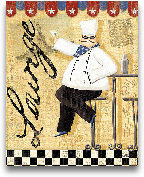 Chef's Break  II - 8x10