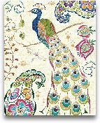 Peacock Fantasy III ...<span>Peacock Fantasy III - 16x20</span>