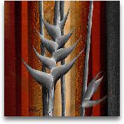 Heliconias & Str...<span>Heliconias & Stripes III</span>
