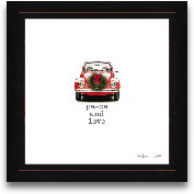 12x12 Peace And Love...<span>12x12 Peace And Love Christmas Framed Art</span>