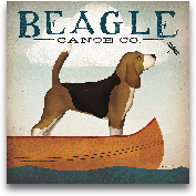 Beagle Canoe Co. - 12x12