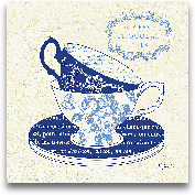 Blue Cups II