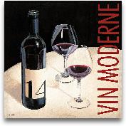 Vin Moderne V - 35x35