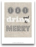 Eat Drink & Be M...<span>Eat Drink & Be Merry II</span>
