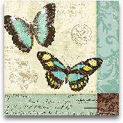 Butterfly Patchwork ...<span>Butterfly Patchwork II - 12x12</span>
