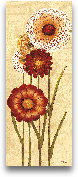 Happy Flowers Neutra...<span>Happy Flowers Neutral Panel I - 8x20</span>