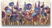 Lupines And Poppies ...<span>Lupines And Poppies - 39.75x20</span>