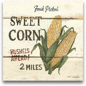 Fresh Picked Sweet C...<span>Fresh Picked Sweet Corn-6x6</span>