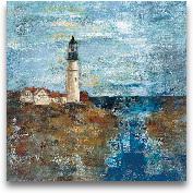 Lighthouse Dream - 18x18