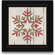 8x8 Plaid Christmas ...<span>8x8 Plaid Christmas III Framed Art</span>
