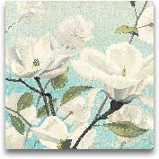 Southern Blossoms II...<span>Southern Blossoms II Square - 24x24</span>