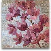 April Blooms I - 18x18