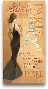 Ladies Of Paris I - ...<span>Ladies Of Paris I - 12x24</span>
